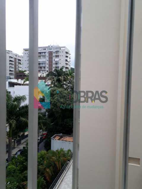 laranjeirasXII - Excelente apartamento em rua tranquila de Laranjeiras. - BOAP20326 - 3