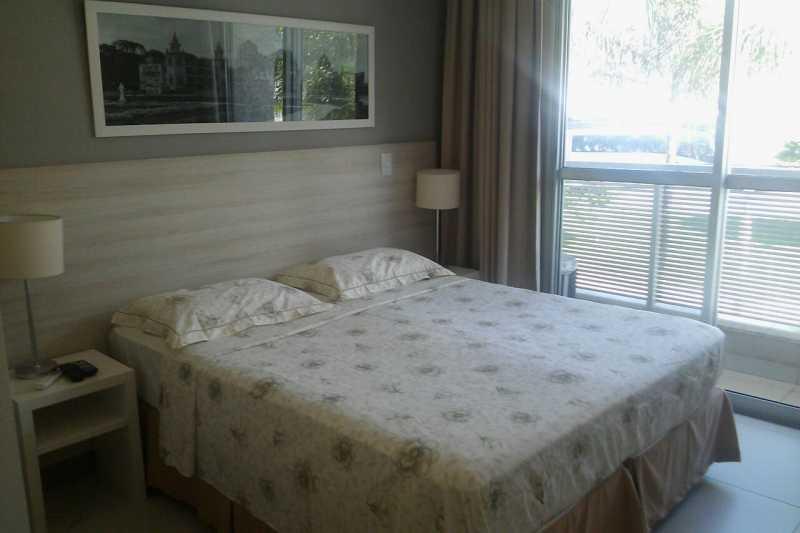 quarto - Apartamento à venda Avenida das Américas,Recreio dos Bandeirantes, Rio de Janeiro - R$ 340.000 - IPAP10004 - 3