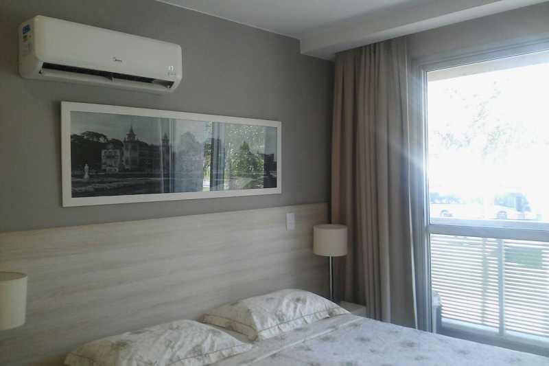 quarto - Apartamento à venda Avenida das Américas,Recreio dos Bandeirantes, Rio de Janeiro - R$ 340.000 - IPAP10004 - 1