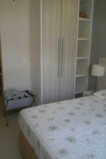 quarto - Apartamento à venda Avenida das Américas,Recreio dos Bandeirantes, Rio de Janeiro - R$ 340.000 - IPAP10004 - 5