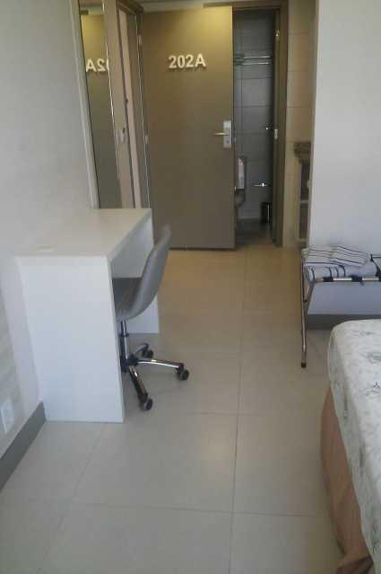 corredor - Apartamento à venda Avenida das Américas,Recreio dos Bandeirantes, Rio de Janeiro - R$ 340.000 - IPAP10004 - 6