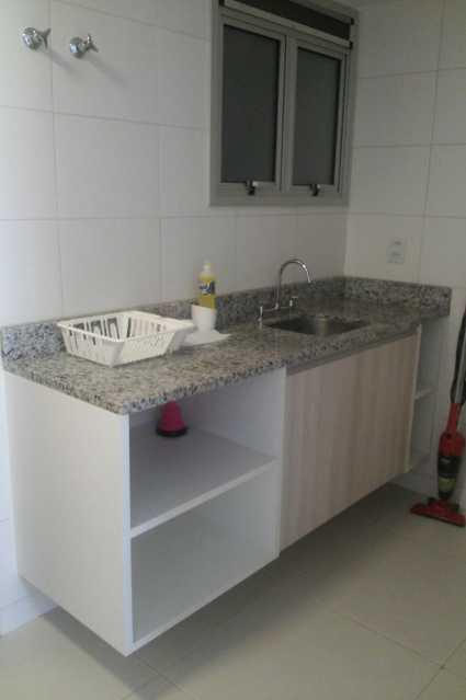 cozinha - Apartamento à venda Avenida das Américas,Recreio dos Bandeirantes, Rio de Janeiro - R$ 340.000 - IPAP10004 - 11