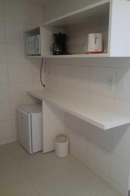 cozinha - Apartamento à venda Avenida das Américas,Recreio dos Bandeirantes, Rio de Janeiro - R$ 340.000 - IPAP10004 - 12