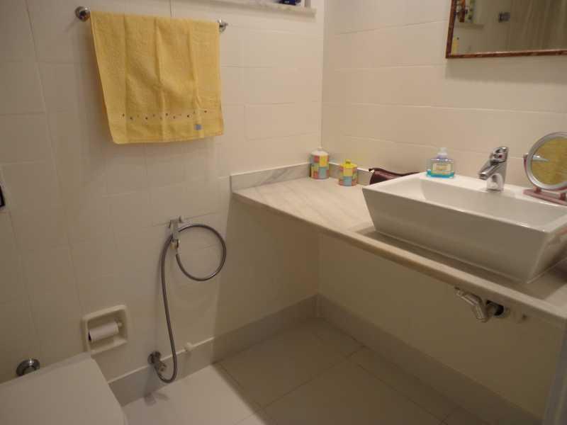 Banheiro  - Apartamento à venda Avenida das Américas,Recreio dos Bandeirantes, Rio de Janeiro - R$ 340.000 - IPAP10004 - 7