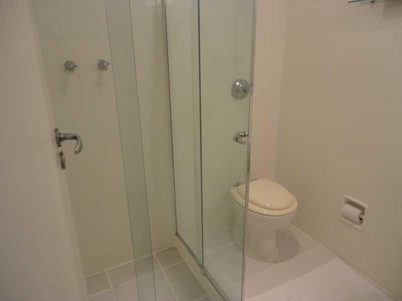 Banheiro Social foto 1 - Apartamento à venda Avenida das Américas,Recreio dos Bandeirantes, Rio de Janeiro - R$ 340.000 - IPAP10004 - 9