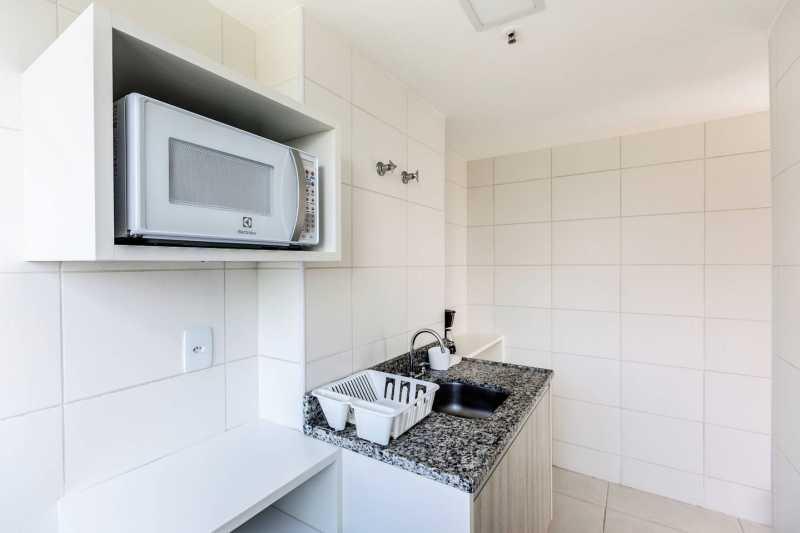 cozinha 1 - Apartamento à venda Avenida das Américas,Recreio dos Bandeirantes, Rio de Janeiro - R$ 340.000 - IPAP10004 - 13
