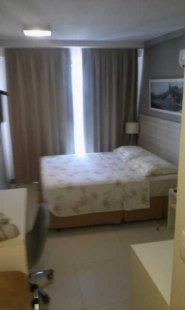 quarto sala - Apartamento à venda Avenida das Américas,Recreio dos Bandeirantes, Rio de Janeiro - R$ 340.000 - IPAP10004 - 16