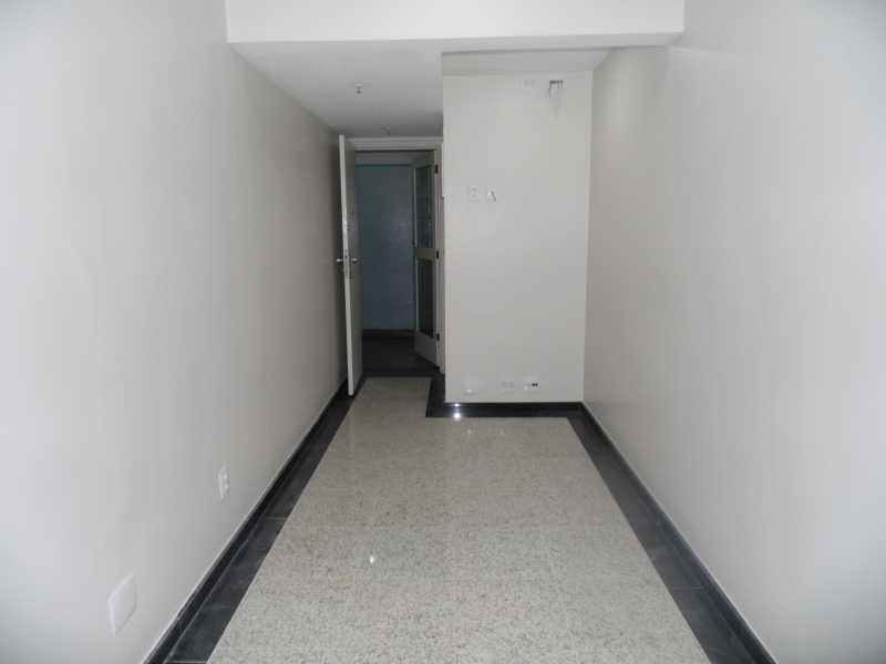 SAM_5005 - Sala Comercial 36m² à venda Centro, IMOBRAS RJ - R$ 245.000 - BOSL00040 - 1