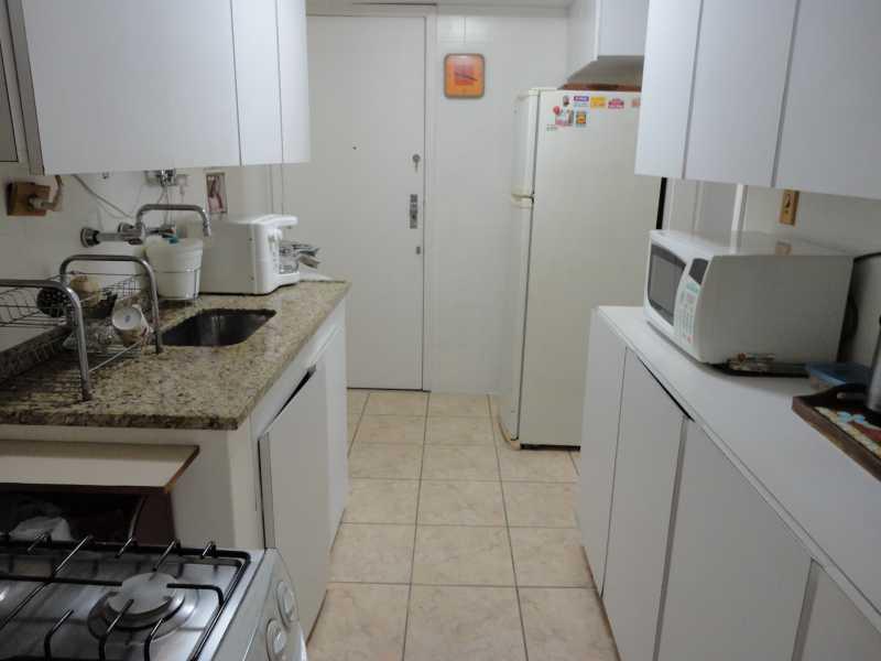 Cozinha  - APARTAMENTO EM VILA ISABEL!! - IPAP30005 - 19
