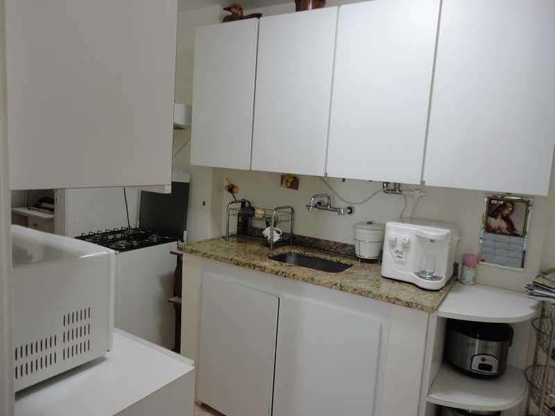 Cozinha  - APARTAMENTO EM VILA ISABEL!! - IPAP30005 - 21