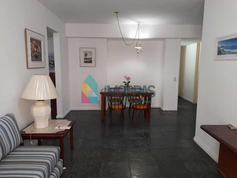 PL 11 - Flat para venda e aluguel Rua Pompeu Loureiro,Copacabana, IMOBRAS RJ - R$ 950.000 - CPFL20018 - 4