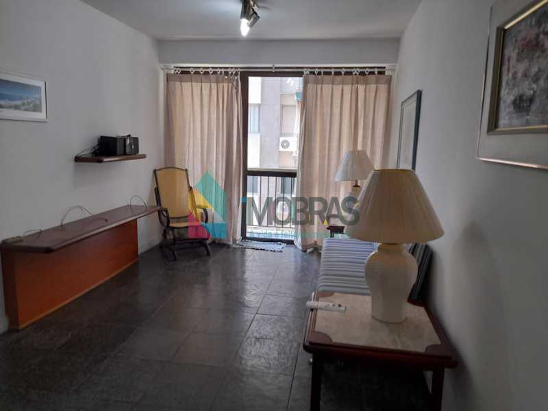 PL 13 - Flat para venda e aluguel Rua Pompeu Loureiro,Copacabana, IMOBRAS RJ - R$ 950.000 - CPFL20018 - 1