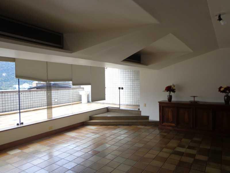DSC02311 1 - Cobertura à venda Avenida Epitácio Pessoa,Lagoa, IMOBRAS RJ - R$ 3.800.000 - IPCO30004 - 1