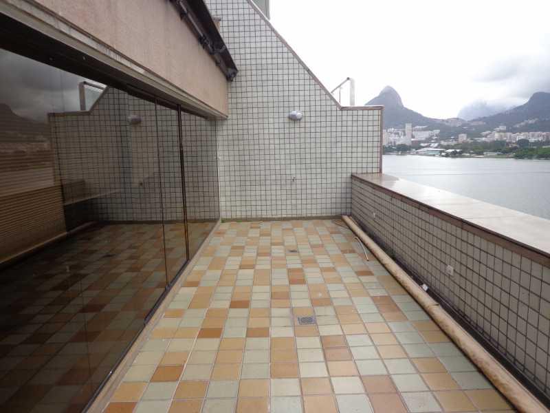 DSC02314 - Cobertura à venda Avenida Epitácio Pessoa,Lagoa, IMOBRAS RJ - R$ 3.800.000 - IPCO30004 - 3