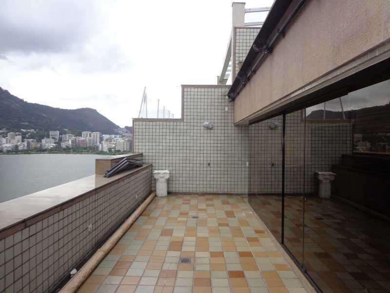 DSC02319 - Cobertura à venda Avenida Epitácio Pessoa,Lagoa, IMOBRAS RJ - R$ 3.800.000 - IPCO30004 - 6