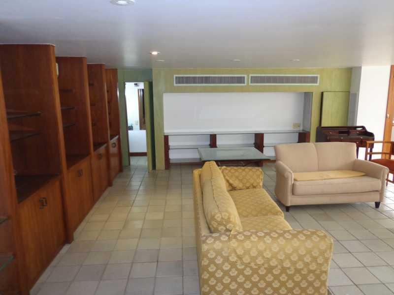 DSC02341 - Cobertura à venda Avenida Epitácio Pessoa,Lagoa, IMOBRAS RJ - R$ 3.800.000 - IPCO30004 - 16