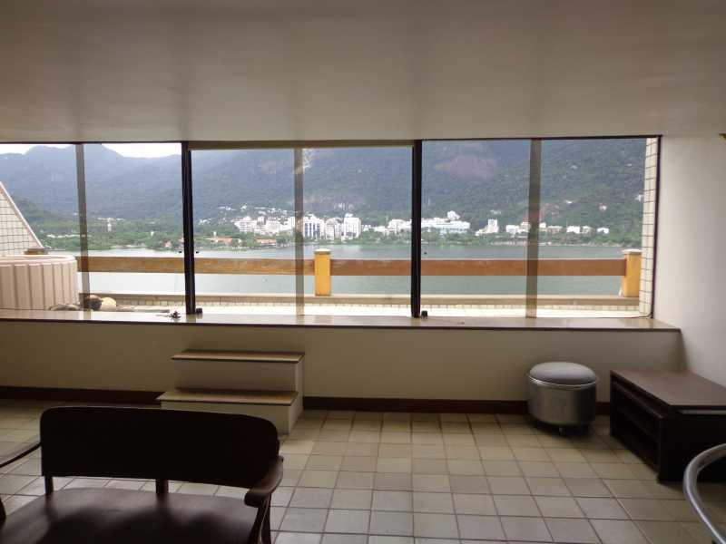 DSC02343 - Cobertura à venda Avenida Epitácio Pessoa,Lagoa, IMOBRAS RJ - R$ 3.800.000 - IPCO30004 - 18