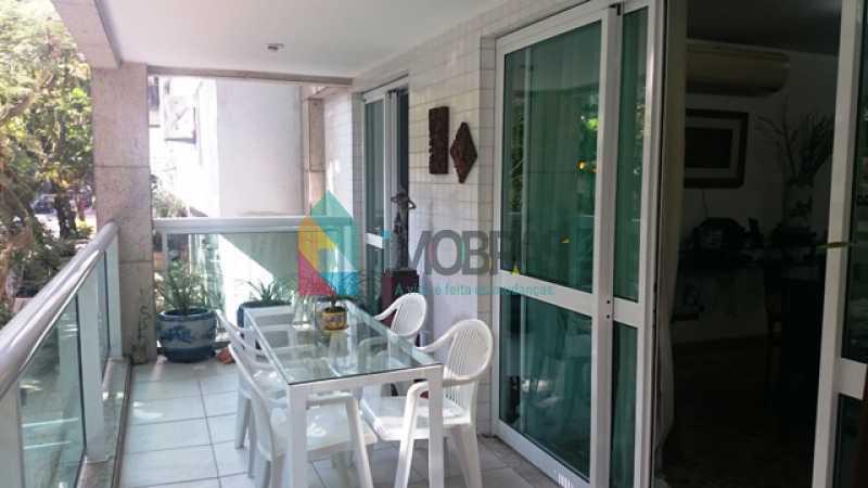 2 - Apartamento Avenida Epitácio Pessoa,Lagoa, IMOBRAS RJ,Rio de Janeiro, RJ À Venda, 2 Quartos, 82m² - IPAP20024 - 3