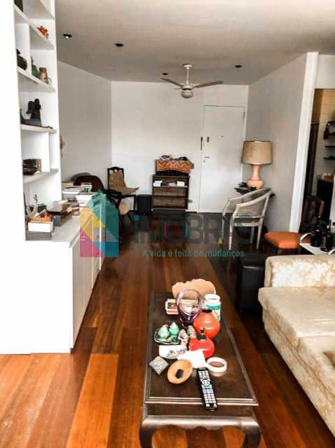 Sala - Flat à venda Rua Almirante Guilhem,Leblon, IMOBRAS RJ - R$ 1.272.000 - BOFL10012 - 5