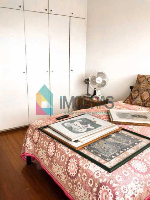 Quarto - Flat à venda Rua Almirante Guilhem,Leblon, IMOBRAS RJ - R$ 1.272.000 - BOFL10012 - 12