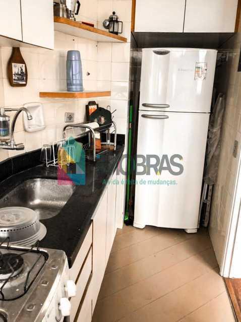 Cozinha - Flat à venda Rua Almirante Guilhem,Leblon, IMOBRAS RJ - R$ 1.272.000 - BOFL10012 - 15