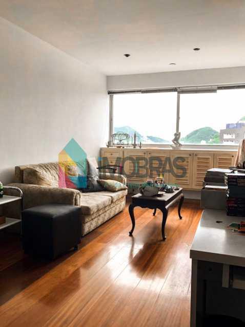 Sala - Flat à venda Rua Almirante Guilhem,Leblon, IMOBRAS RJ - R$ 1.272.000 - BOFL10012 - 17