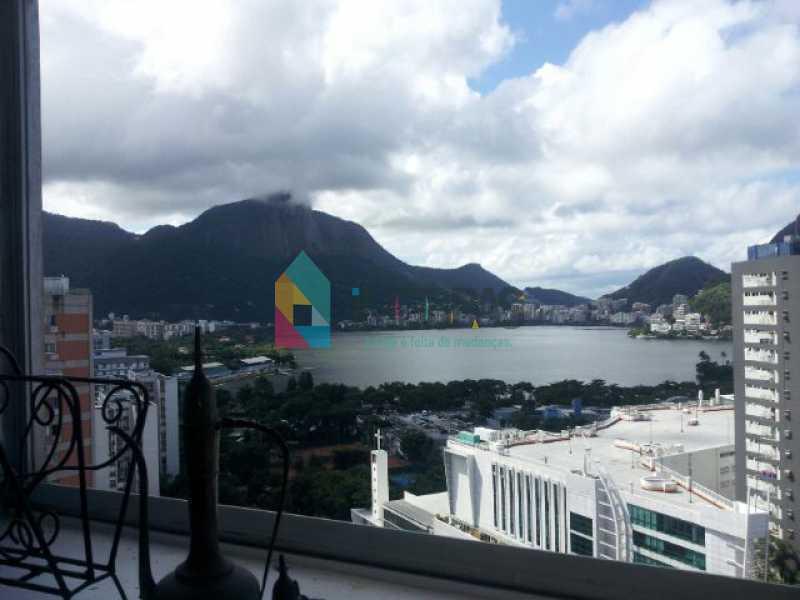 Vista - Flat à venda Rua Almirante Guilhem,Leblon, IMOBRAS RJ - R$ 1.272.000 - BOFL10012 - 18