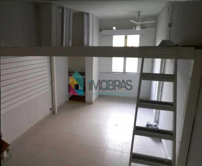 SALA - Kitnet/Conjugado 23m² à venda Rua Buarque de Macedo,Flamengo, IMOBRAS RJ - R$ 340.000 - FLKI00001 - 4
