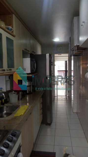 Cozinha - Cobertura 3 quartos à venda Lagoa, IMOBRAS RJ - R$ 2.980.000 - BOCO30029 - 24