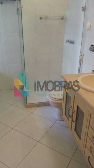 Banheiro - Cobertura 3 quartos à venda Lagoa, IMOBRAS RJ - R$ 2.980.000 - BOCO30029 - 17