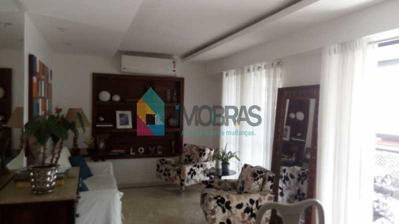 Sala 1 - Cobertura 3 quartos à venda Lagoa, IMOBRAS RJ - R$ 2.980.000 - BOCO30029 - 9