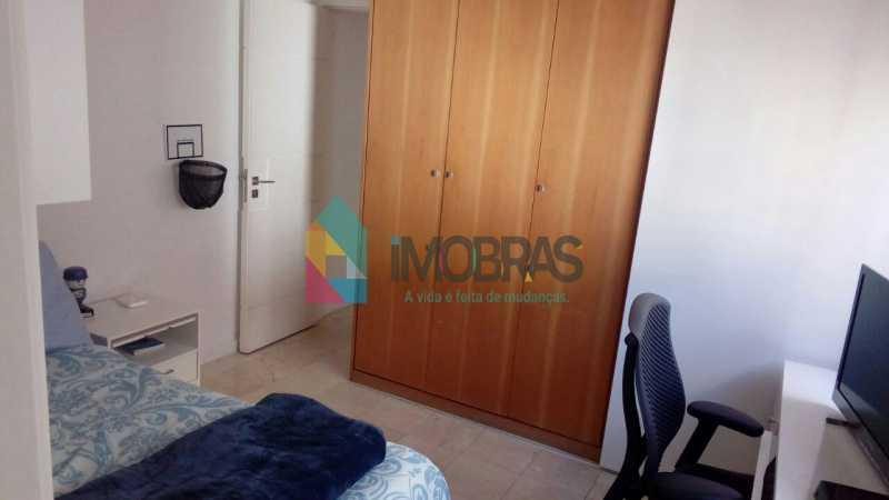 Quarto 2 - Cobertura 3 quartos à venda Lagoa, IMOBRAS RJ - R$ 2.980.000 - BOCO30029 - 15