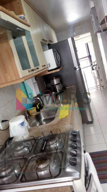 Cozinha - Cobertura 3 quartos à venda Lagoa, IMOBRAS RJ - R$ 2.980.000 - BOCO30029 - 21
