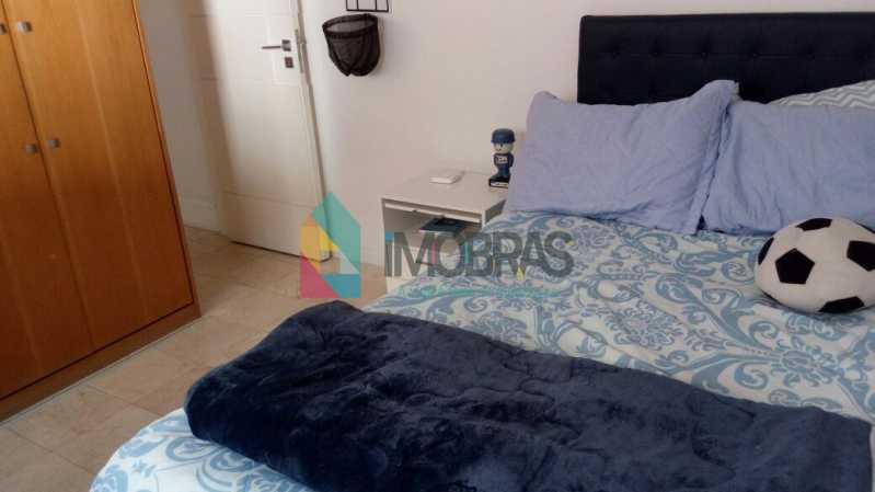 Quarto 2 - Cobertura 3 quartos à venda Lagoa, IMOBRAS RJ - R$ 2.980.000 - BOCO30029 - 16