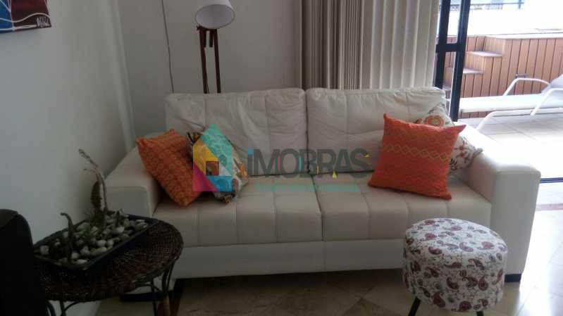 Sala 2 - Cobertura 3 quartos à venda Lagoa, IMOBRAS RJ - R$ 2.980.000 - BOCO30029 - 13
