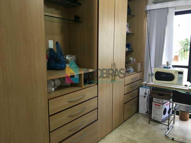 Quarto 3 - Cobertura 3 quartos à venda Lagoa, IMOBRAS RJ - R$ 2.980.000 - BOCO30029 - 25
