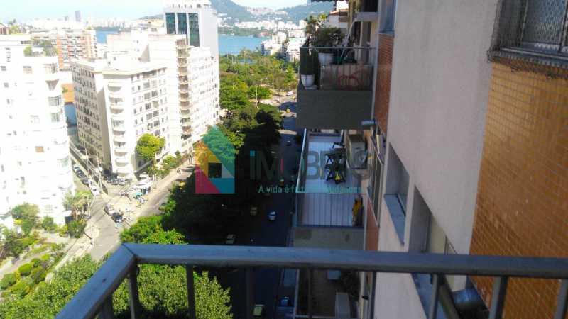 3 - Apartamento 2 quartos para alugar Humaitá, IMOBRAS RJ - R$ 3.200 - CPAP20526 - 1