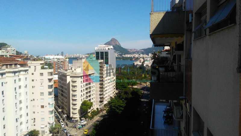 4 - Apartamento 2 quartos para alugar Humaitá, IMOBRAS RJ - R$ 3.200 - CPAP20526 - 3