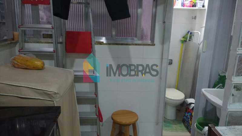 area de serviço - Apartamento Catete, IMOBRAS RJ,Rio de Janeiro, RJ À Venda, 2 Quartos, 68m² - FLAP20020 - 19