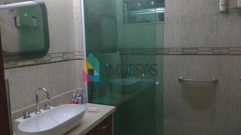 banheiro 1.1 - Apartamento Catete, IMOBRAS RJ,Rio de Janeiro, RJ À Venda, 2 Quartos, 68m² - FLAP20020 - 16