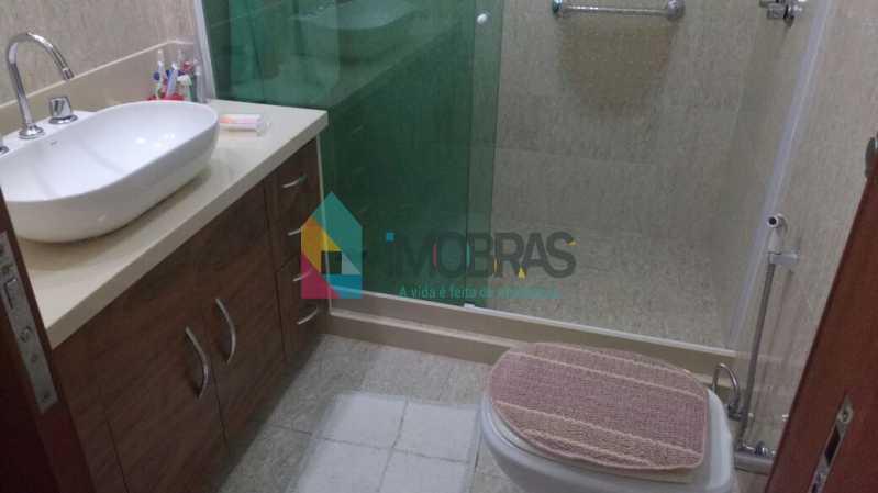 banheiro 1 - Apartamento Catete, IMOBRAS RJ,Rio de Janeiro, RJ À Venda, 2 Quartos, 68m² - FLAP20020 - 17