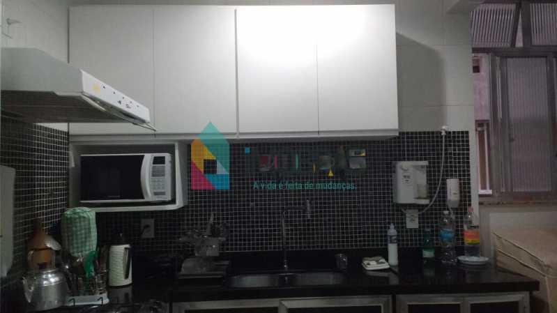 cozinha 1 - Apartamento Catete, IMOBRAS RJ,Rio de Janeiro, RJ À Venda, 2 Quartos, 68m² - FLAP20020 - 12
