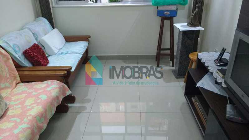 sala - Apartamento Catete, IMOBRAS RJ,Rio de Janeiro, RJ À Venda, 2 Quartos, 68m² - FLAP20020 - 1