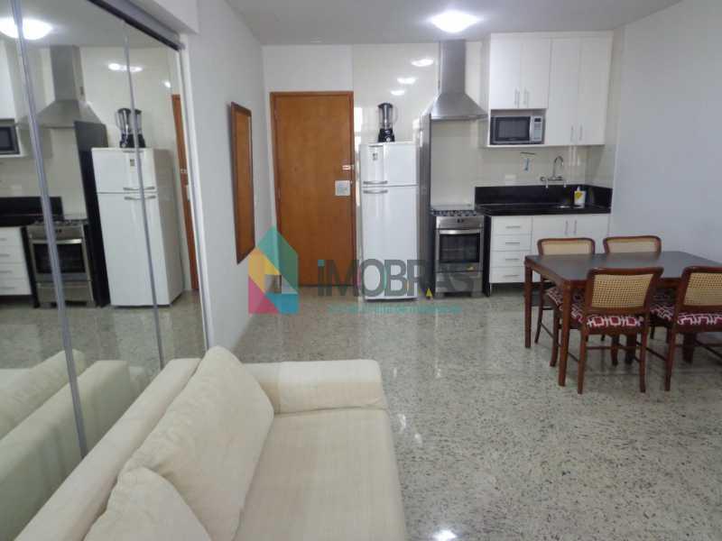 869c2fe6-b3a3-4b5c-90cd-1c9b86 - Flat à venda Rua Rainha Guilhermina,Leblon, IMOBRAS RJ - R$ 1.690.000 - IPFL10003 - 1