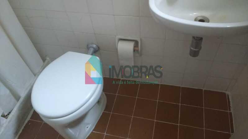 banheiro serviço - APARTAMENTO NO COSME VELHO COM 2 VAGAS DE GARAGEM!! - FLAP30032 - 23