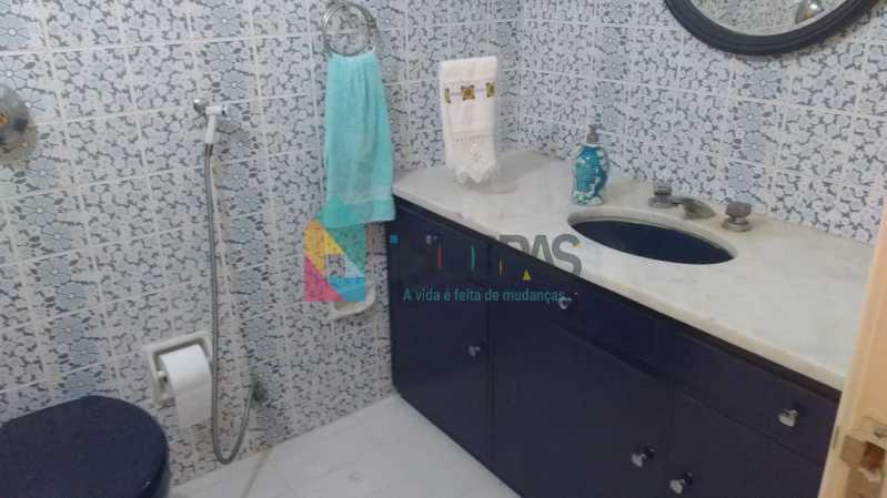 banheiro social - APARTAMENTO NO COSME VELHO COM 2 VAGAS DE GARAGEM!! - FLAP30032 - 18