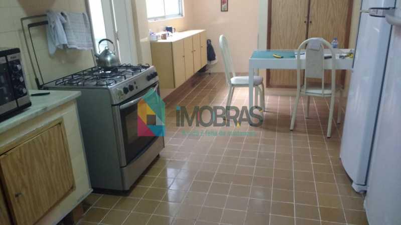cozinha 1.2 - APARTAMENTO NO COSME VELHO COM 2 VAGAS DE GARAGEM!! - FLAP30032 - 12
