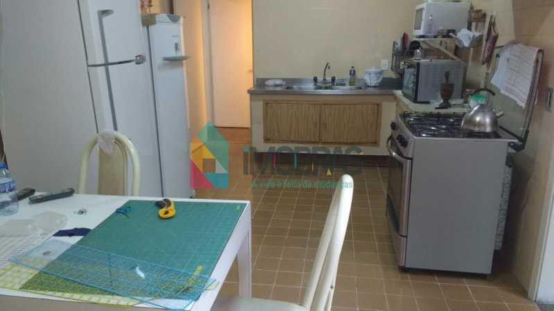 cozinha - APARTAMENTO NO COSME VELHO COM 2 VAGAS DE GARAGEM!! - FLAP30032 - 14