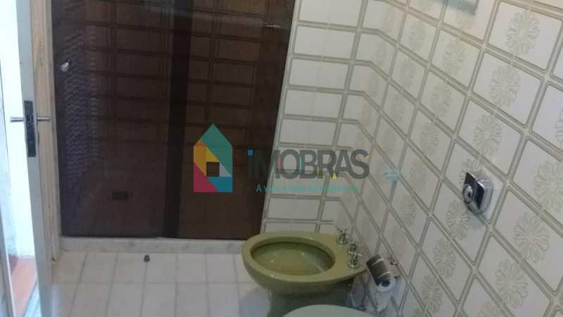 banheiro suite 1 - Apartamento Cosme Velho,IMOBRAS RJ,Rio de Janeiro,RJ À Venda,4 Quartos,190m² - FLAP40014 - 21