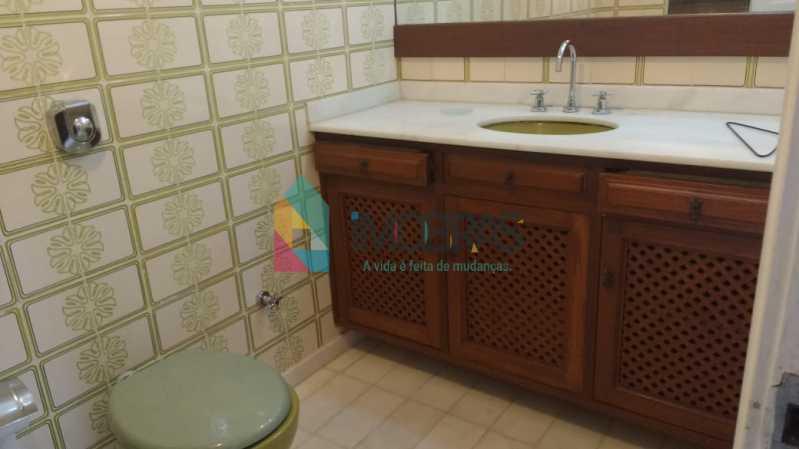 banheiro suite 2 - Apartamento Cosme Velho,IMOBRAS RJ,Rio de Janeiro,RJ À Venda,4 Quartos,190m² - FLAP40014 - 22